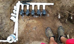 sprinkler repair seven springs florida