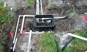 Lawn Sprinkler Systems Repair