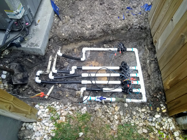 Lawn Sprinkler Repair Tampa Bay Free Estimates Work Warrantied
