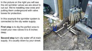 Sprinkler Repair Pasco Fl