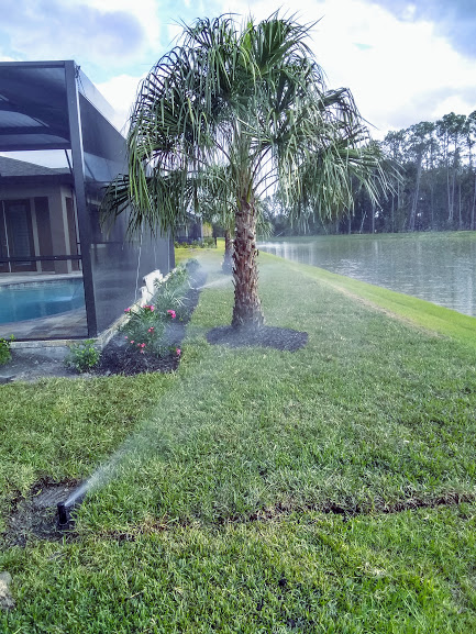American Property Maintenance has over 20 years experience repairing sprinkler system. We always provide Free Estimates